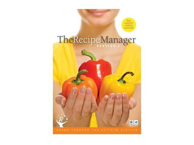 TheDataManager Inc. The Recipe Manager Version 3