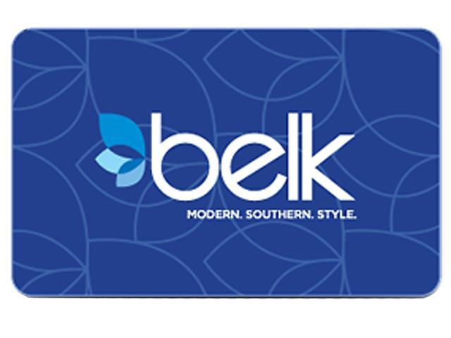 Belk $50 Gift Card (Email Delivery)