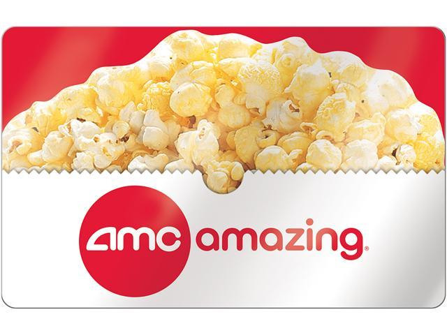 AMC Theatre Gift Card $20 Gift Card (Email Delivery) - Newegg.com