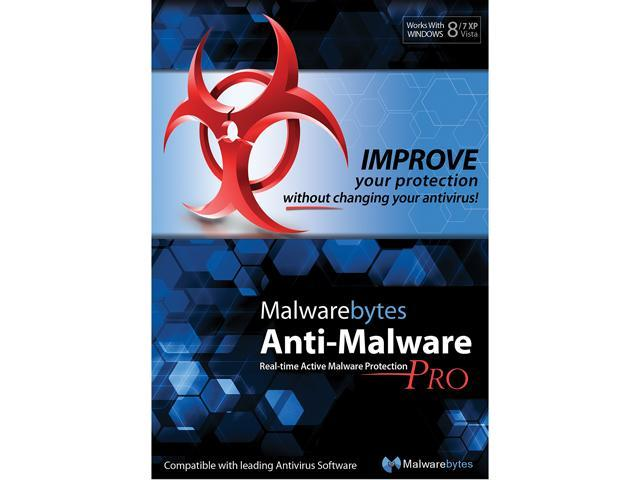 Malwarebytes Anti-Malware Pro Lifetime - 1 PC - Download