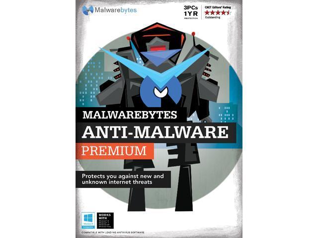 Malwarebytes Anti-Malware Software