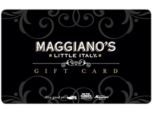 Maggiano's $15 Gift Card (Email Delivery)