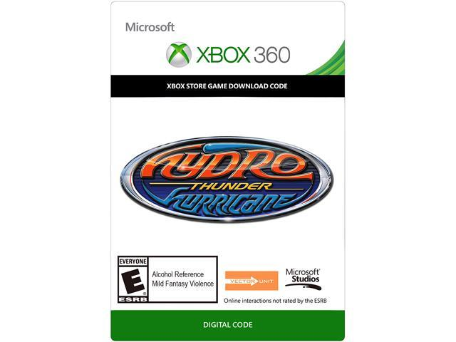 Hydro Thunder Hurricane XBOX 360 [Digital Code]