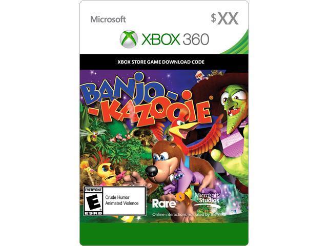 Banjo Tooie XBOX 360 [Digital Code]
