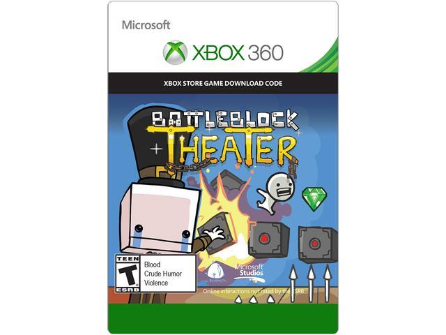 BattleBlock Theater XBOX 360 [Digital Code]