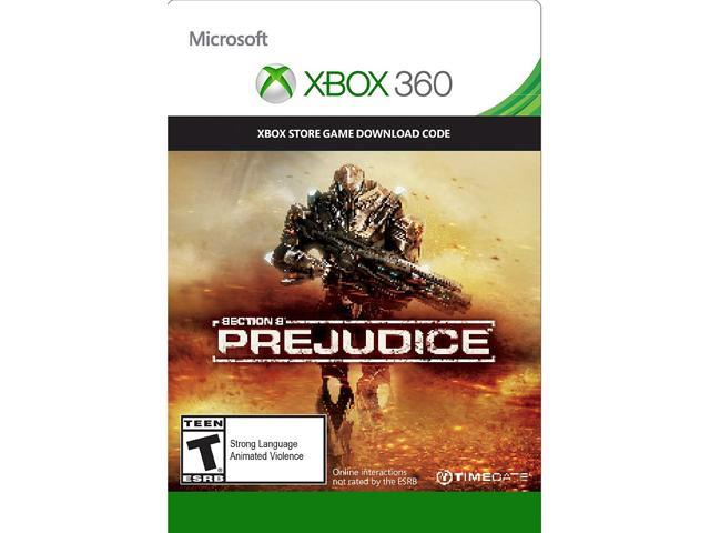 Section 8: Prejudice XBOX 360 [Digital Code]