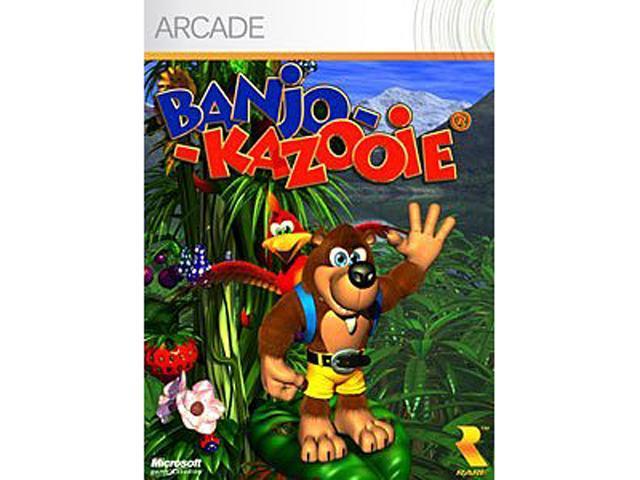 Banjo Kazooie XBOX 360 [Digital Code]