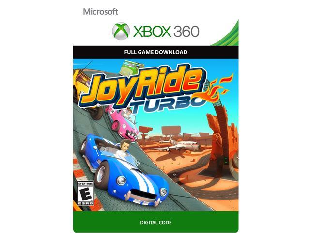 Joy Ride Turbo XBOX 360 [Digital Code]