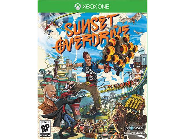 Sunset Overdrive XBOX One [Digital Code]