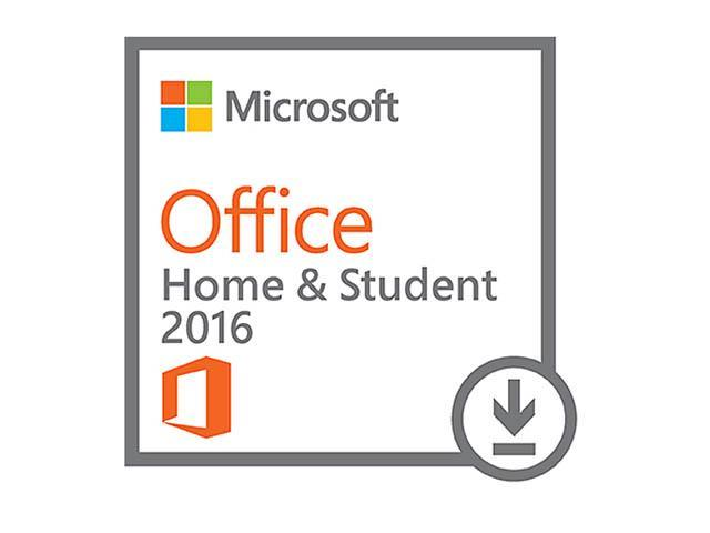 Microsoft Office Home and Student 2016 - Download - 1PC