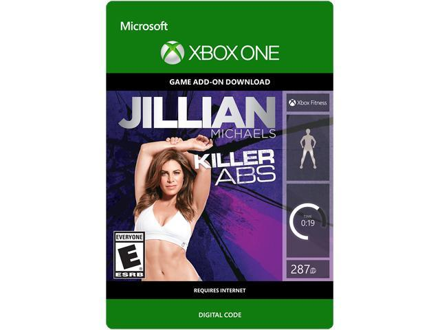 Xbox Fitness: Jillian Michaels: Killer Abs XBOX One [Digital Code]