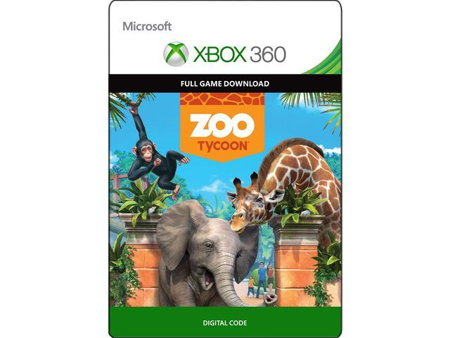 Zoo Tycoon - Xbox 360 [Digital Code]