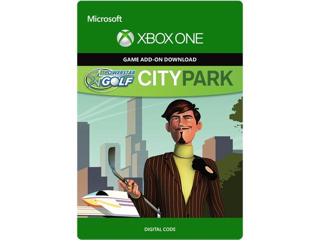 Powerstar Golf: City Park Game Pack - Xbox One [Digital Code]