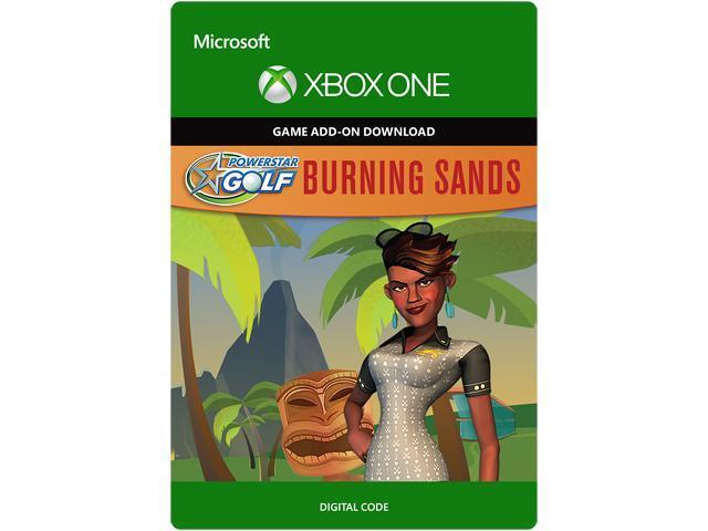 Powerstar Golf: Burning Sands Game Pack - Xbox One [Digital Code]
