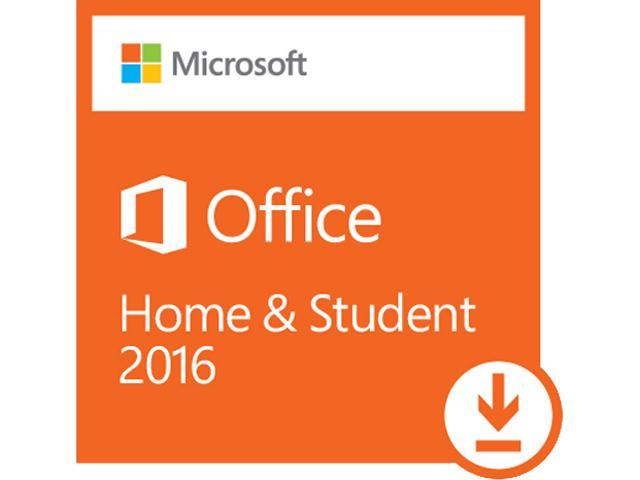 Microsoft Office Home and Student 2016 - Download - 1PC ...
