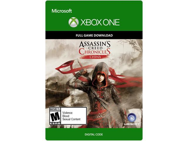 Assassin's Creed Chronicles - China Xbox One [Digital Code]