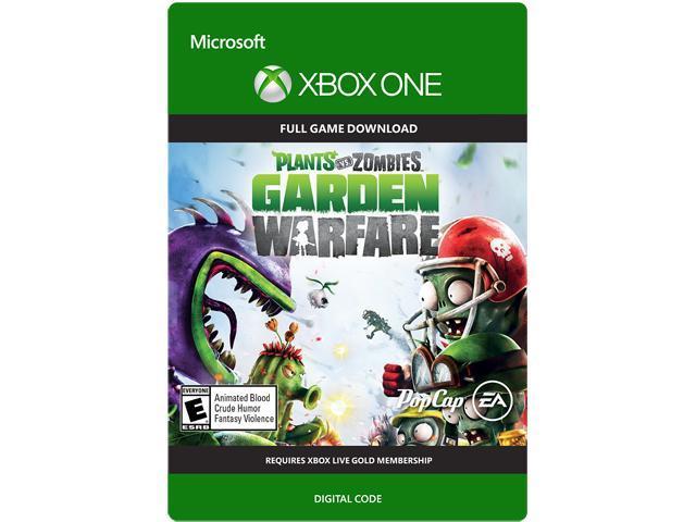 Plants vs Zombies Garden Warfare XBOX One [Digital Code]