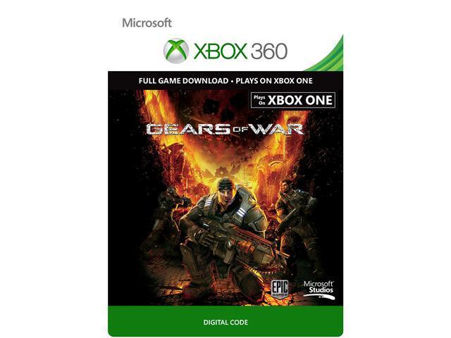 Gears of War XBOX 360 [Digital Code]