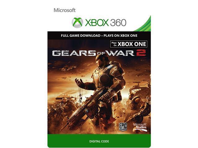 Gears of War 2 XBOX 360 [Digital Code]