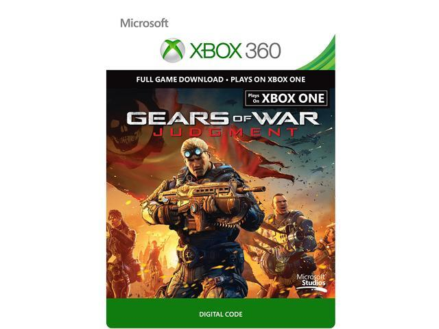 Gears of War: Judgment XBOX 360 [Digital Code]