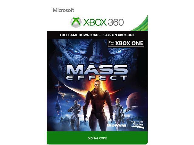 Mass Effect XBOX 360 [Digital Code]