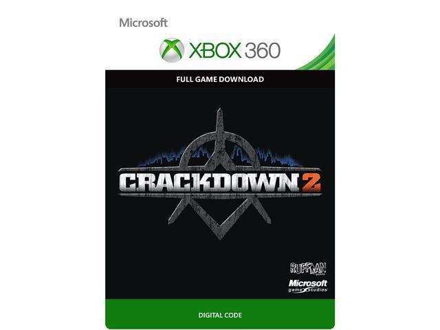 Crackdown 2 XBOX 360 [Digital Code]