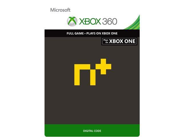 N+ XBOX 360 [Digital Code]