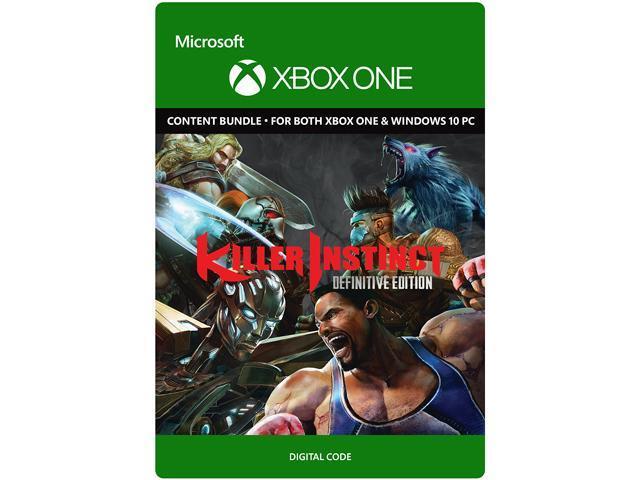 Killer Instinct: Definitive Edition Xbox One [Digital Code]