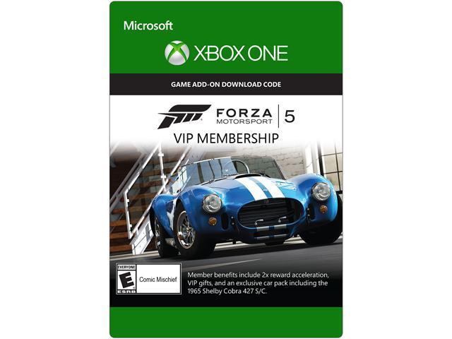 Forza Motorsport 5: VIP Membership XBOX One [Digital Code]