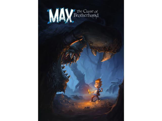 Max: The Curse of Brotherhood XBOX One [Digital Code]