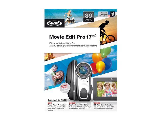MAGIX Movie Edit Pro 17 HD