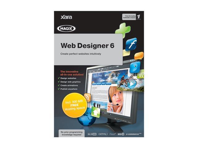 MAGIX Xara Web Designer 6
