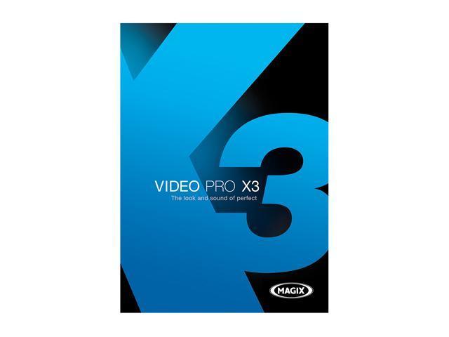 MAGIX Video Pro X3