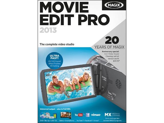 MAGIX Movie Edit Pro 2013 - Download