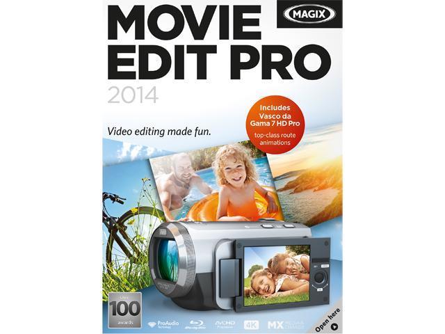 MAGIX Movie Edit Pro 2014 - Download