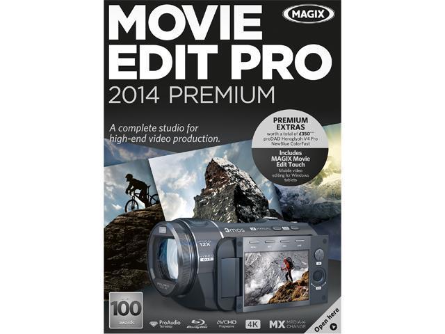 MAGIX Movie Edit Pro 2014 Premium - Download