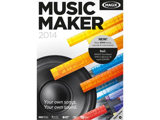 MAGIX Music Maker 2014 - Download