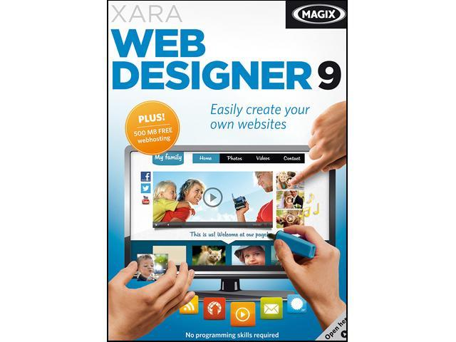 MAGIX Xara Web Designer 9