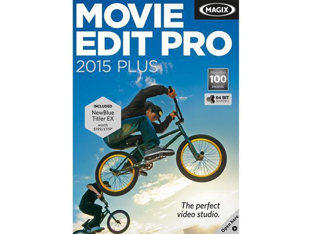 MAGIX Movie Edit Pro 2015 Plus - Download