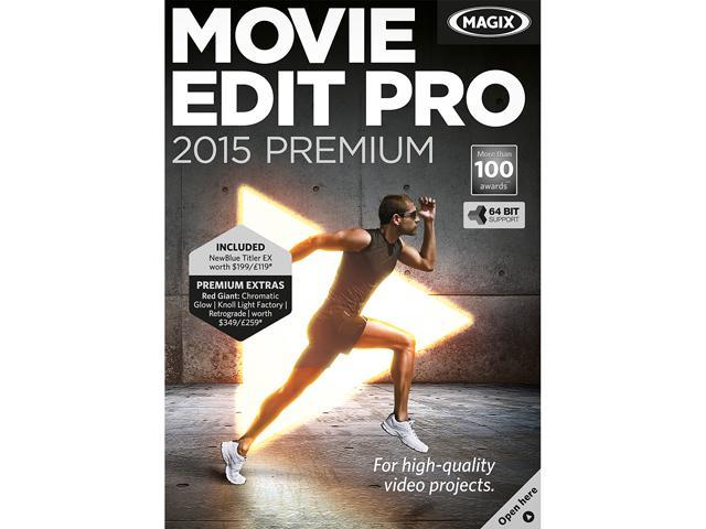 MAGIX Movie Edit Pro 2015 Premium - Download