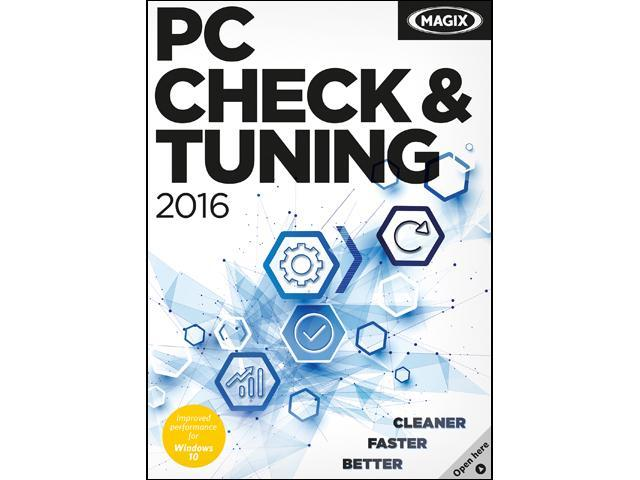 MAGIX PC Check & Tuning 2016 - Download