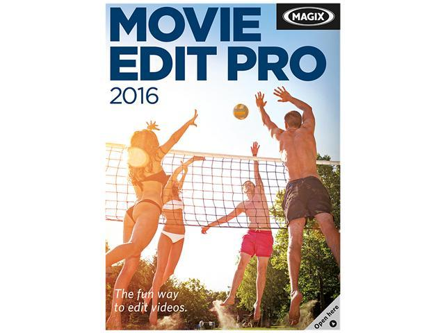 Magix movie edit pro 2016 for Magix movie edit pro templates