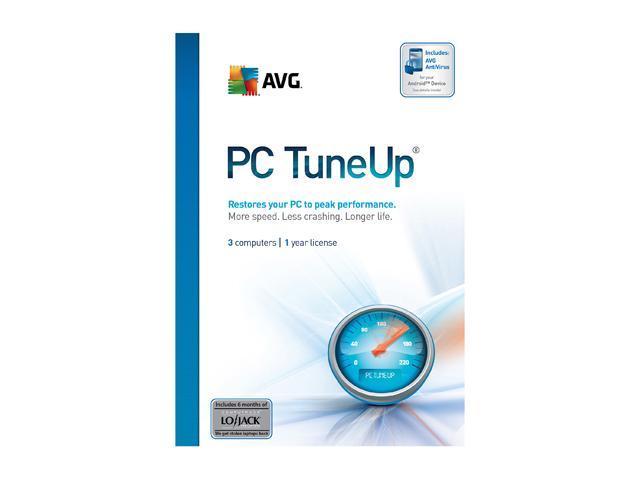 AVG PC TuneUp - 3 PCs