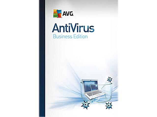 AVG AntiVirus 10 User 1Y Business Edition