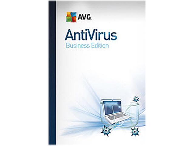 AVG AntiVirus 2014 50 User 1Y Business Edition