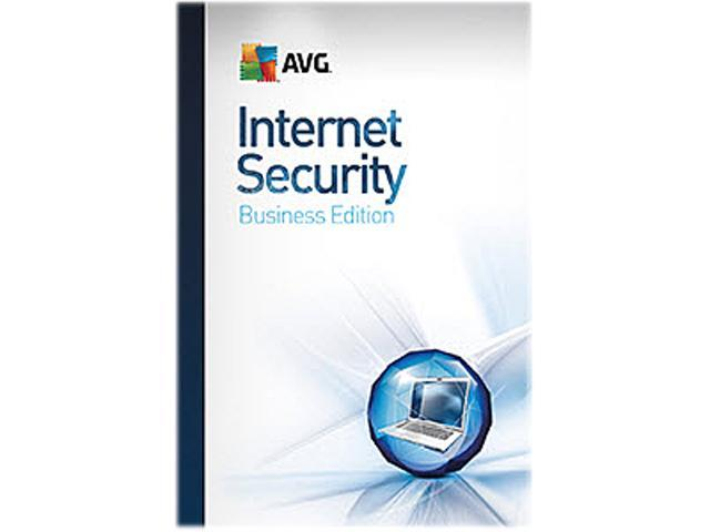 AVG Internet Security 10 User 1Y Business Edition