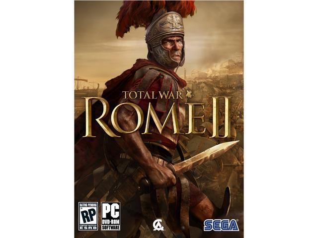 Intel Sega Gift - Total War: Rome II [Online Game Code]