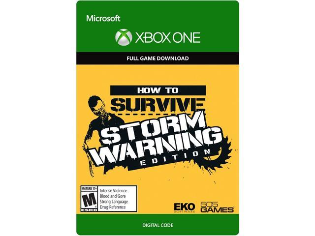 How To Survive: Storm Warning Edition XBOX One [Digital Code]