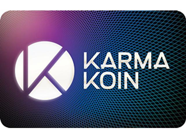 Karma Koin $10 Gift Card (Email Delivery)