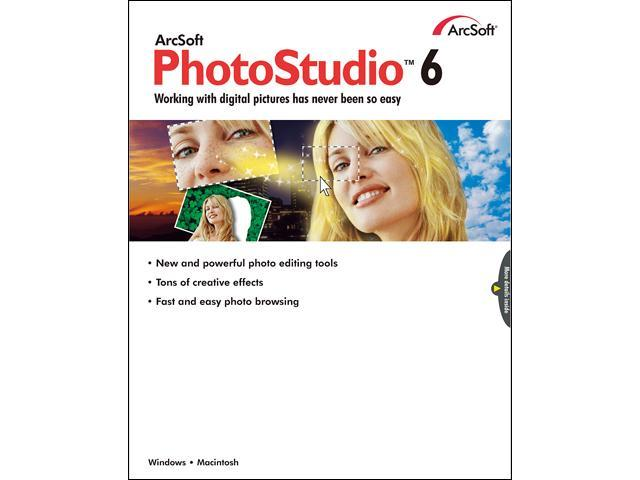 ArcSoft PhotoStudio 6 for Mac - Download